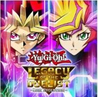 Yu-Gi-Oh! Legacy of the Duelist: Link Evolution Box Art