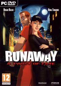 Runaway 3: A Twist of Fate [FR] Box Art