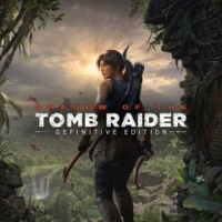 Shadow Of The Tomb Raider - Definitive Edition Box Art