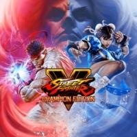 Street Fighter V: Champion Edition Box Art