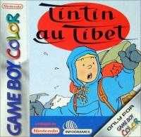 Tintin au Tibet Box Art