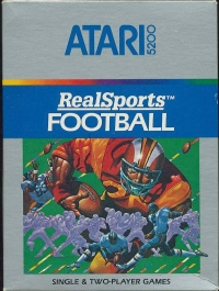 Realsports Football Box Art