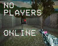 No Players Online Box Art