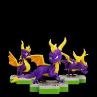 Totaku Collection n.35: Spyro - Spyro Trilogy Box Art