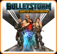 Bulletstorm: Duke of Switch Edition Box Art