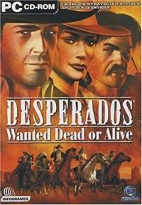 Desperados: Wanted Dead or Alive [FR] Box Art