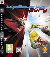 Wipeout HD Fury [IT] Box Art
