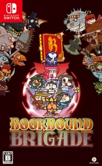 Bookbound Brigade Box Art