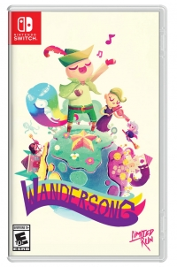 Wandersong (white cover) Box Art