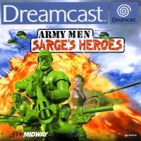 Army Men: Sarge's Heroes [DE][FR][NL] Box Art