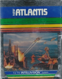 Atlantis Box Art