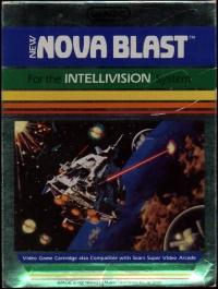 Nova Blast Box Art