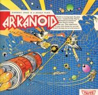 Arkanoid Box Art