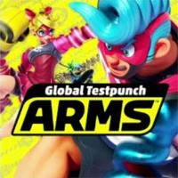 Arms: Global Testpunch Box Art