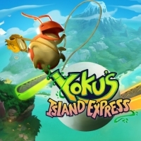 Yoku's Island Express Box Art