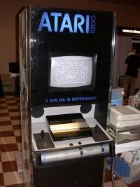 Atari CX 5200 Retail Demonstrator Box Art