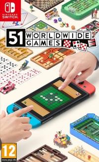51 Worldwide Games Box Art