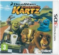 DreamWorks Super Star Kartz Box Art