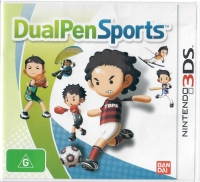 Dual Pen Sports Box Art