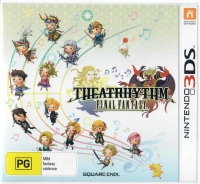 Theatrhythm Final Fantasy Box Art