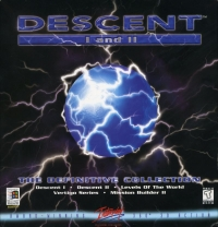Descent I and II: The Definitive Collection Box Art