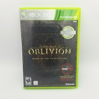 Elder Scrolls IV The: Oblivion (GOTY Gamestop Exclusive) Box Art