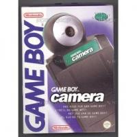 Nintendo Game Boy Camera Box Art
