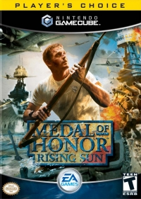 Medal of Honor: Rising Sun - Player's Choice Box Art