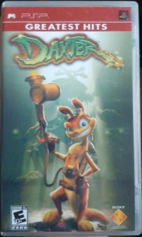 Daxter - Greatest Hits (Not for Resale) Box Art