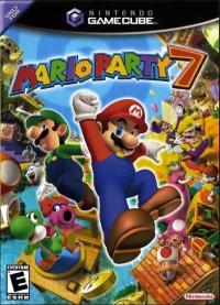 Mario Party 7 Box Art