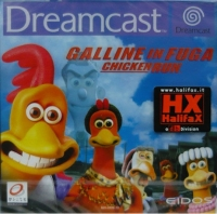 Galline in Fuga: Chicken Run Box Art