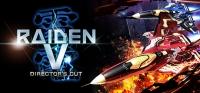 Raiden V: Director's Cut Box Art