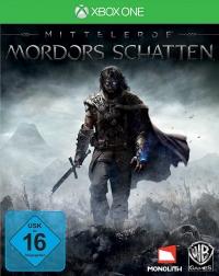 Mittelerde: Mordors Schatten [DE] Box Art