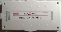 Dead or Alive 2 Box Art