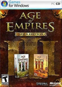 Age of Empires III - Gold Edition Box Art