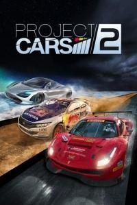 Project Cars 2 Box Art
