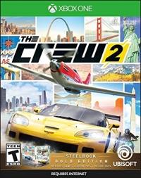 The Crew 2 Gold Edition Box Art