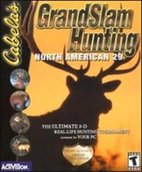 Cabela's GrandSlam Hunting: North American 29 Box Art