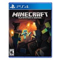 Minecraft Playstation 4 Edition Box Art