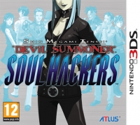 Shin Megami Tensei: Devil Summoner: Soul Hackers Box Art