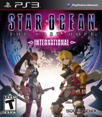 Star Ocean: The Last Hope International Box Art