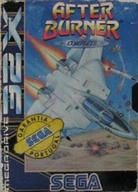 After Burner Complete [PT] Box Art