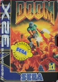 Doom [PT] Box Art