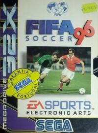 FIFA Soccer 96 [PT] Box Art