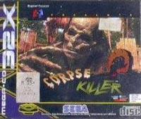 Corpse Killer Box Art