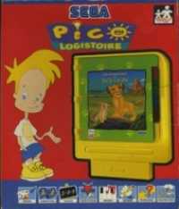 Adventures du Roi Lion, Les Box Art