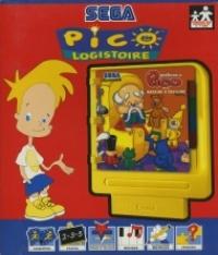 Professeur Pico et la Machine à Couleurs Box Art