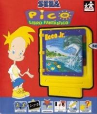 Ecco Jr. y la Gran Busqueda del Tesoro en el Oceano Box Art