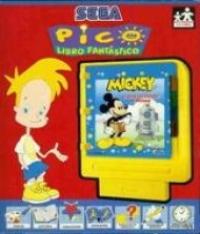 Mickey: Le Echa un Vistazo al Pasado Box Art