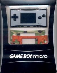 Nintendo Game Boy Micro - Black [NA] Box Art